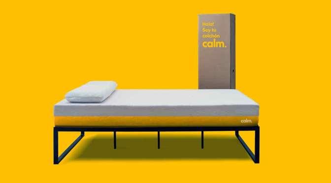 CyberMonday: Calm dará colchones donados de compradores a Techo