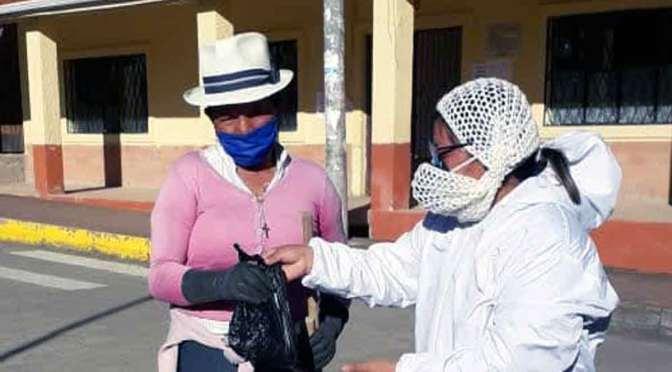 Fundación Núr: un brazo solidario en medio de la pandemia en Ecuador