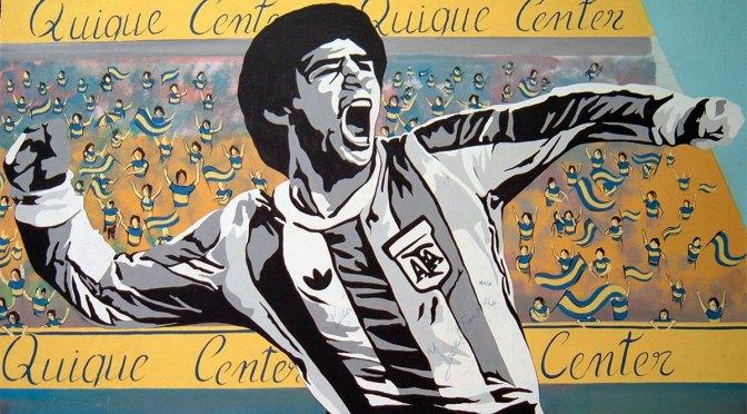 Gracias, Diego Maradona, por los años que marcaste en mi vida
