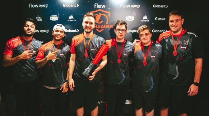 Isurus se consagró campeón de la FlowFireLeague 2020
