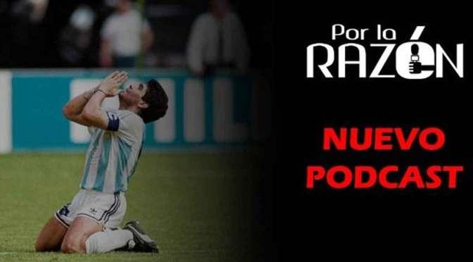 Algunas reflexiones personales sobre Diego Maradona