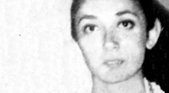 María Bedoian, armenia, periodista y desaparecida