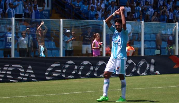 Reforço no Timão? Atacante do Avaí é observado pelo Corinthians para 2018