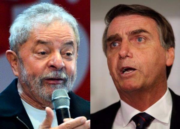 Bolsonaro e Lula serão julgados por antecipar campanha presidencial para 2018