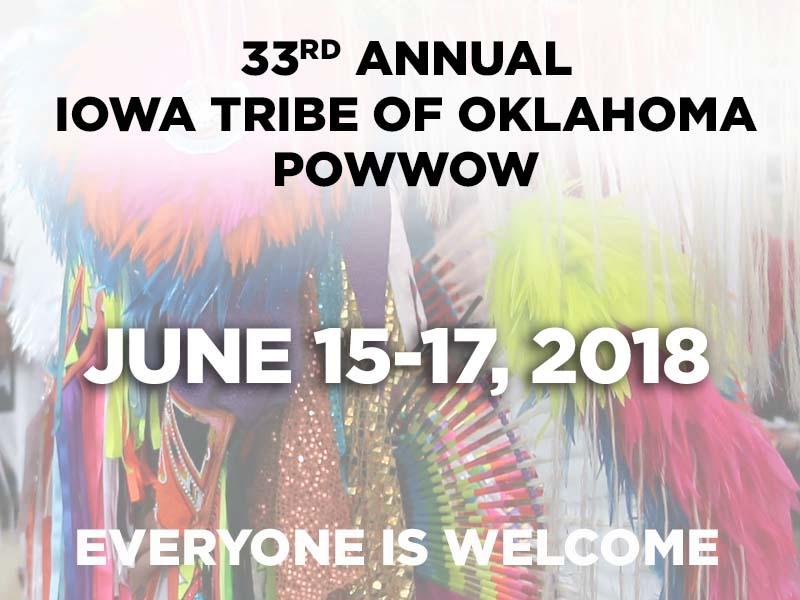 ITO Powwow ad small