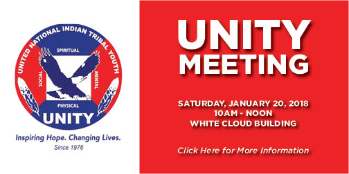 Unity Meeting Notice icon - January 2018 v2