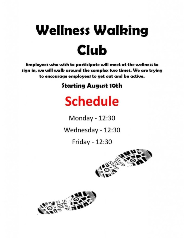Wellness Walking Club