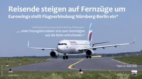 Reisende-nutzen-Bahn_Eurowings-stellt-Flugverbindung-Nürnberg-Berlin-ein