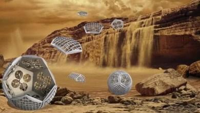 "Photo of فيديو-صور| ""Shapeshifter"" ربوتات لاستكشاف قمر تيتان"