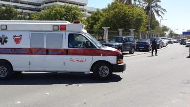 Photo of وفاة آسيوية صدمتها سيارة أثناء عبورها شارع الشيخ سلمان