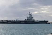 """Photo of الدفاع الفرنسية تؤكد تسجيل 50 إصابة بكورونا على متن حاملة الطائرات """"شارل ديغول"""""""