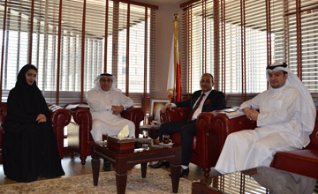 Justice Ministry, BBA discuss cooperation