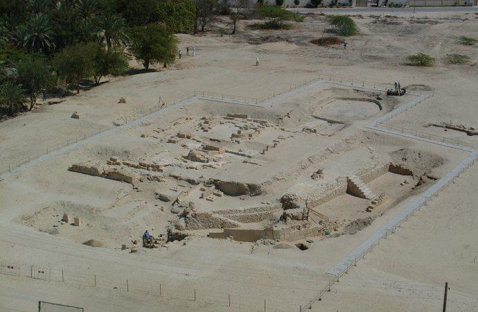 Barbar Temples