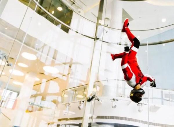 Defying Gravity: Indoor Skydiving Adventure in Bahrain ...