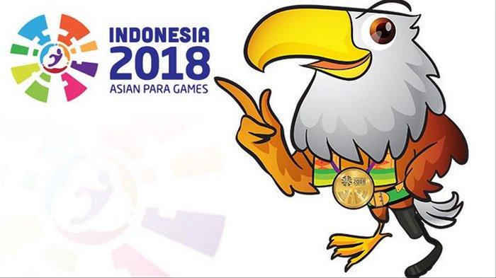 Perhelatan Asian Para Games 2018 di Indonesia
