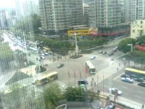 Menginap di Xiamen China