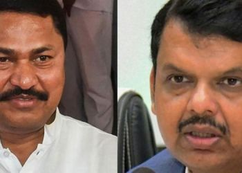 Congress appeals to Fadnavis over Corona situation; Said - 'Come forward with both hands to the center'