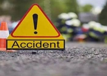 A 16-year-old boy was killed and three others were injured in an accident in Bopadev Ghat.