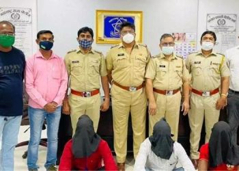 thane-jewellery-shop-robbery-three-robbers-arrested-from-mumbai-airport