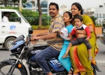 do-you-also-make-children-sit-on-motorcycle-may-have-to-pay-fine-motor-vehicle-act-in-detail