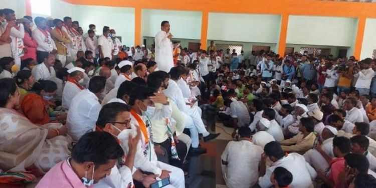 shiv-sena-saamna-agralekh-slams-ncp-jayant-patil-west-bengal-election-crowd-coronavirus