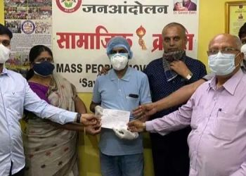 pune-a-young-man-from-hadapsar-provided-one-day-oxygen-to-medicare-hospital