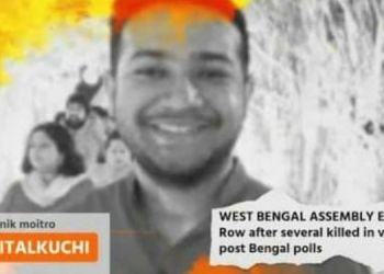 bengal-bjp-posts-video-with-photo-of-india-today-journalist-calls-him-victim-of-post-poll-violence