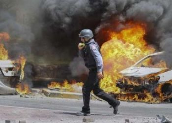 israel-palestine-conflict-death-toll-in-gaza-rises-to-32-explosions-heard-in-tel-aviv
