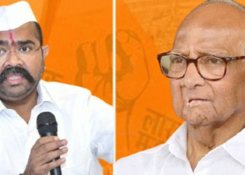 narendra patil has asked why sharad pawar is indifferent to the maratha reservation issue