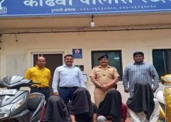 pune-arrested-for-robbing-a-youth-by-identifying-him-through-chatting-app-performance-of-kondhwa-police