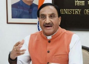 aiims-officials-says-union-education-minister-dr-ramesh-pokhriyal-nishank-admitted-to-aiims-due-to-post-covid-complications-today