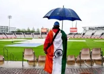 ind vs nz wtc final bharat army showcased their love for indian captain virat kohli in world test championship final watch video