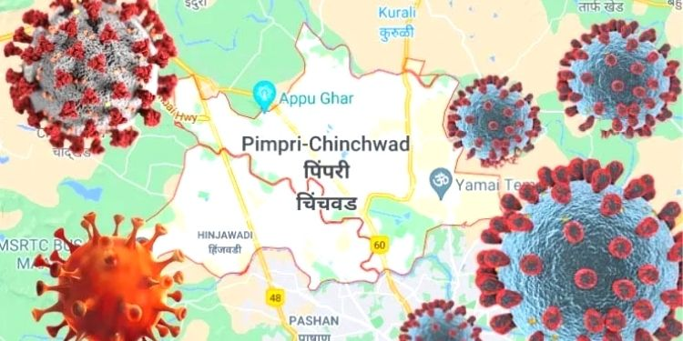 Pimpri Corona   175 new corona patients in Pimpri Chinchwad in last 24 hours, find out the current status of corona in the city.