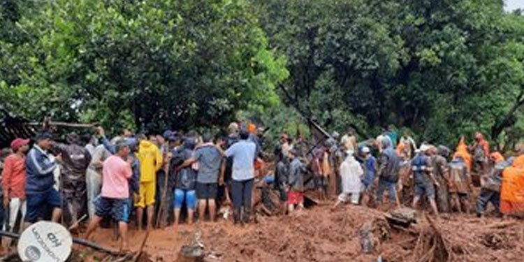 Satara Flood a total of 37 people died in satara district due to landslide floods and other rain related incidents
