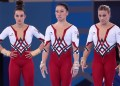 tokyo olympics germans gymnastics full body suits freedom of choice
