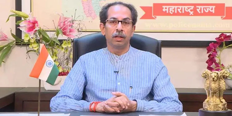 cm uddhav thackeray will interact with the people at 8 pm the possibility of a big announcement