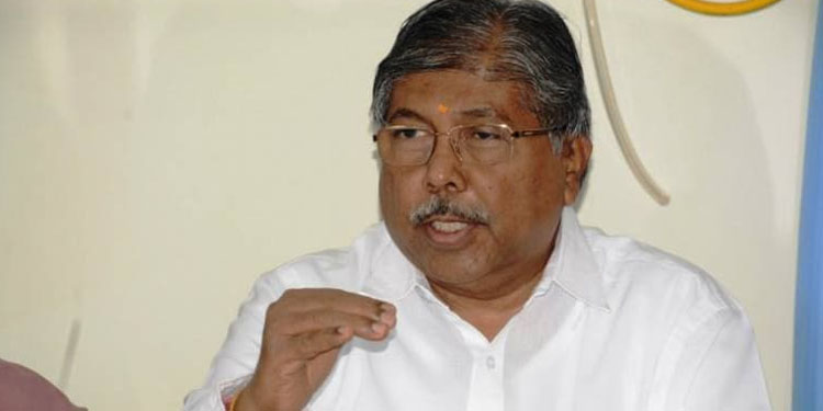 chandrakant patil give action plan bjp party workers form government its own