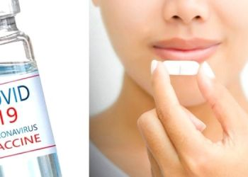 corona tablet vaccine covid vaccine be taken as a pill or nasal spray says scientist.