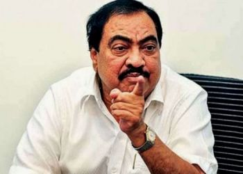 Khadse's press conference canceled due to ill health