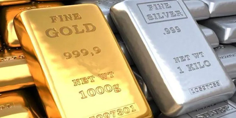 gold silver price today gold price today down by 8530 rs from record high to 47470 per 10 gm check silver price