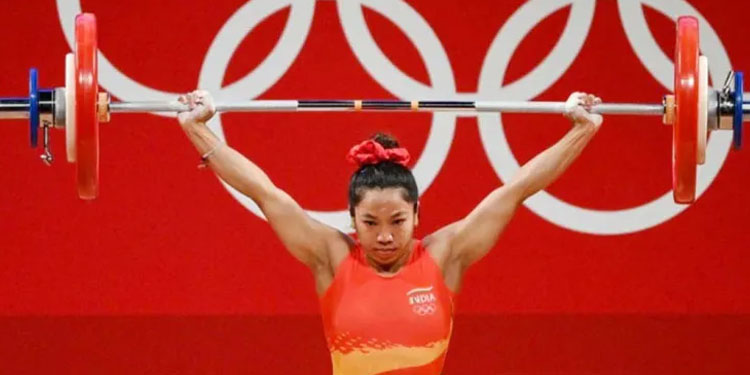 tokyo olympics 2020 mirabai chanu may get gold medal instead of silver know why and how