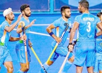 Tokyo olympics 2020   Hockey Group Stage match: India men's team beat Spain 3-0.
