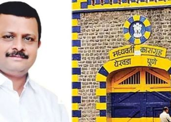 Nitin landge bribe case therefore the court rejected bail application of adv nitin landage chairman of the standing committee of pimpri municipal corporation sent to yerawada jail in anti cor.