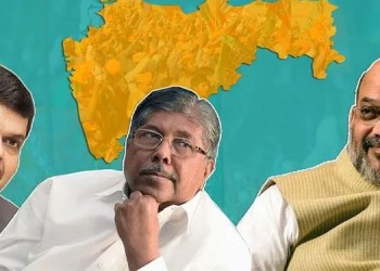 amit shah is home minister amit shah avoide to meet chandrakant patil