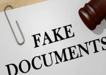 Pune Crime so submitted fake documents made in court Case filed against husband and father in law