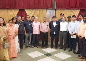 Pune News The questions of the merchants are serious Will discuss with central and state government CAT National President BC Bhartia discusses with Pune trade union office bearers