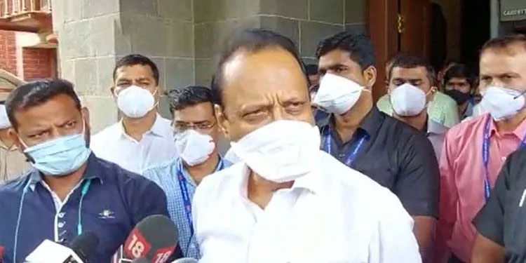 Ajit Pawar | if there crowd first day ganeshotsav strict restrictions will be imposed second day ajit pawars