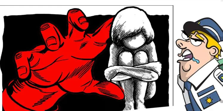 Mumbai Crime | 11 year old girl was molested societys watchman kanjurmarg arrested