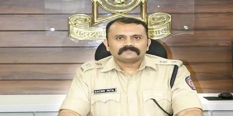 Nashik SP Sachin Patil   transfer of nashik district superintendent of police canceled who is the mla writing the letter for patils transfer.