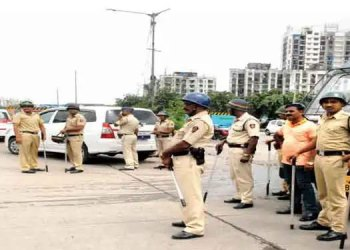 Pune Police | 7000 police deployed pune ganesh immersion day immersion idols immersion ghats strictly prohibited